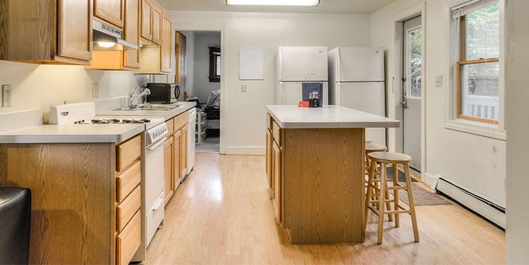 1601 S University kitchen