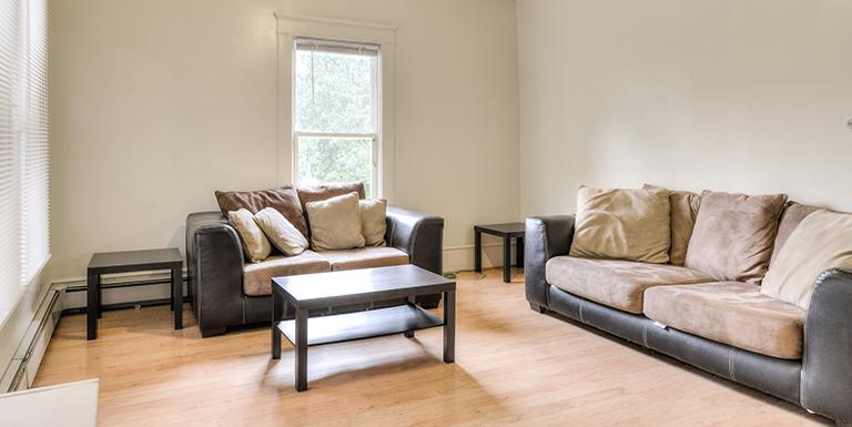 1601 S University living room