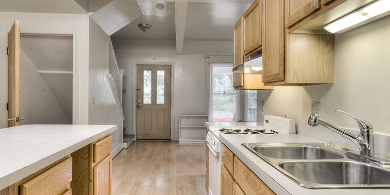 1601 S University kitchen